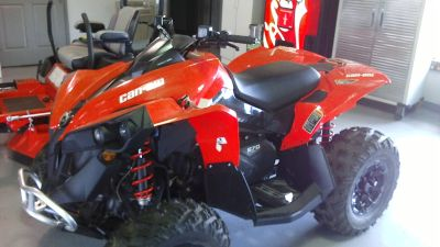 2017 Can-Am Renegade 570 Sport ATVs Glasgow, KY