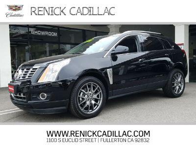 2016 Cadillac SRX PERFORMANCE (BLACK)