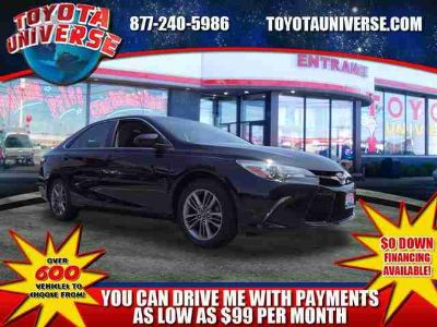 Used 2016 Toyota Camry 4dr Sdn I4 Auto