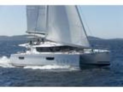 2018 Fountaine Pajot SABA 50