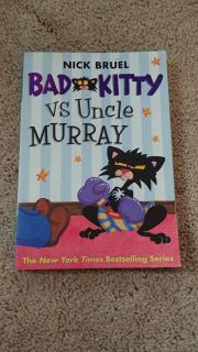 Bad Kitty vs. Uncle Murray Chapter Book