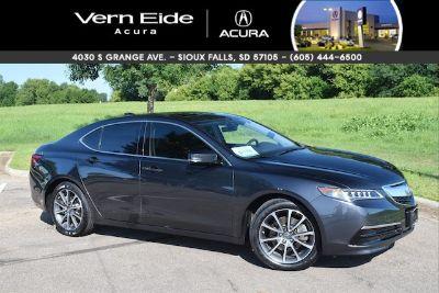 2015 Acura TLX V6 Tech (black)