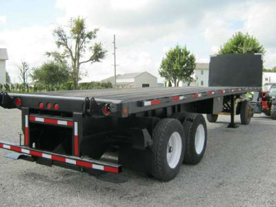 $21,900, 2010 Great Dane Trailers Moffett/Princeton Piggyback Forklift Trailer