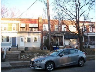 3 Bed 1 Bath Foreclosure Property in Merchantville, NJ 08109 - W End Ave