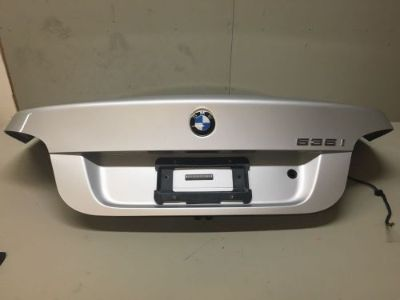 Purchase BMW E60 E61 535i M5 TRUNK LID 525i 528i 530i 545i 550i SILVER COLOR OEM motorcycle in Santa Cruz, California, United States, for US $250.00