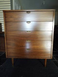 Chest of Drawers*All Wood*Vintage*Tongue and Groove*