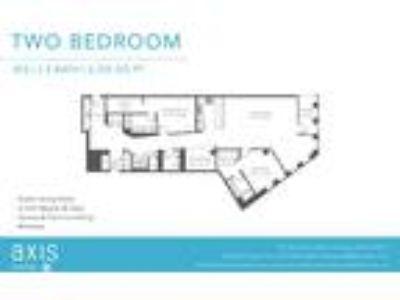 Axis Apartments & Lofts - 2 BR Loft
