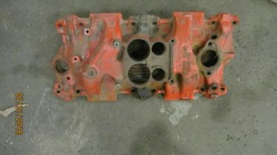 Find 1970 1971 Chevrolet Corvette 3978469 intake manifold Chevelle Camaro Nova truck motorcycle in Shawnee, Kansas, United States, for US $75.00