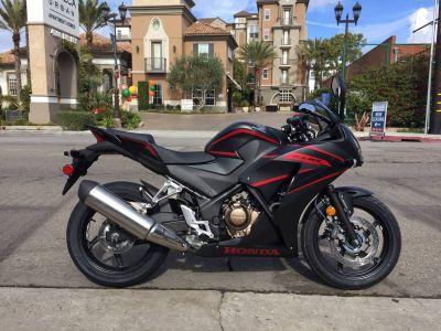 2018 Honda CBR300R ABS Sport Motorcycles Marina Del Rey, CA