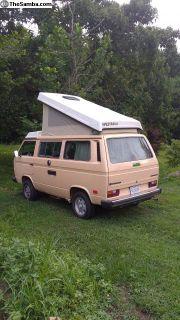 1985 VW Westfalia Camper Van for sale