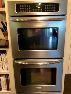 "Frigidaire 27"" Professional Series Double Wall Oven"