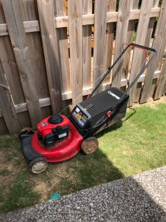 Troy Built Lawn Mower