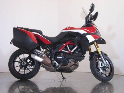 2012 Ducati Multistrada 1200 S Pikes Peak Dual Purpose Motorcycles Greenwood Village, CO