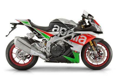 2017 Aprilia RSV4 RF ABS SuperSport Motorcycles Orange, CA