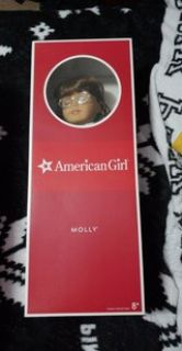 Molly American Girl Doll