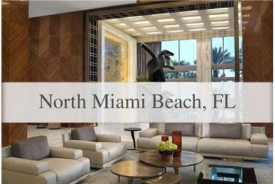 Outstanding Opportunity To Live At The North Miami Beach City Club