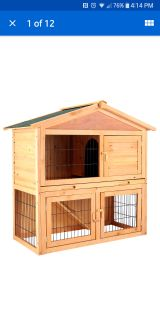 Looking for a small rabbit hutch!!!