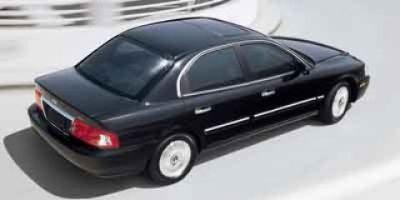 2004 Kia Optima SE V6 (White)
