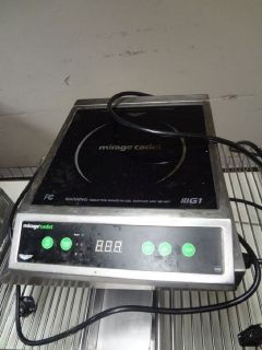 Vollrath Induction Range 59300 RTR# 9041692-06