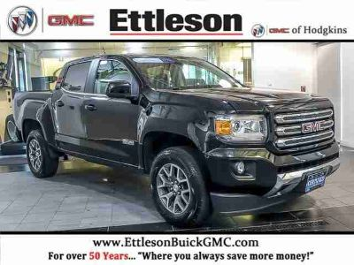 Used 2016 GMC Canyon Crew Cab 128.3