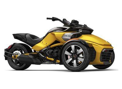 2018 Can-Am Spyder F3-S SE6 Trikes Motorcycles Cartersville, GA