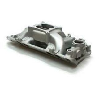 Find CHEVY BB ELIMINATOR OVAL PORT MANIFOLD SATIN 1500-6500 RPM motorcycle in Mount Sterling, Ohio, US, for US $170.00