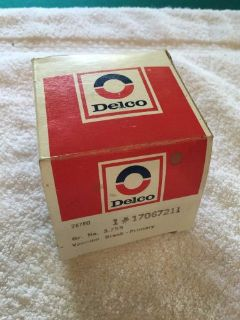Buy NOS ACDelco #17067211 Carburetor Choke Pull Off motorcycle in Hutchinson, Kansas, United States, for US $80.00