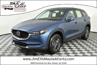 2019 Mazda CX-5 Sport (Eternal Blue)
