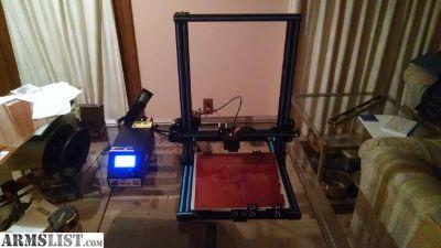 For Sale: CR-10 CR10 3D Printer Extensively upgraded for printing nylon
