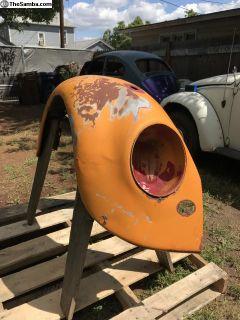 Original 1965 Beetle fender
