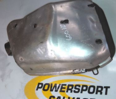 Purchase 03 04 05 06 07 Ski-Doo MXZ X Rev Exhaust Silencer Muffler stock can 600 HO 800 motorcycle in Rockford, Michigan, United States
