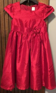 Girl size 7 Special Occasion/Christmas Dress