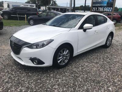 2016 Mazda Mazda3 (White)