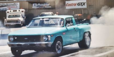Chevy Luv Truck