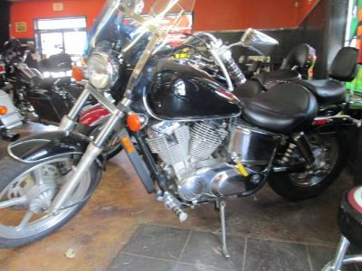 2002 Honda Shadow Sabre Cruiser Motorcycles Arlington, TX