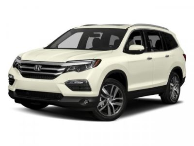 2017 Honda Pilot Touring (White Diamond Pearl)