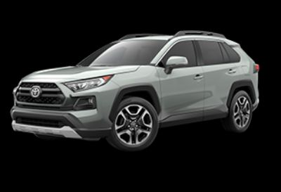 2019 Toyota RAV4 Adventure (Lunar Rock)