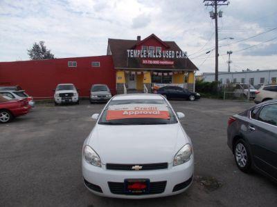 2011 Chevrolet Impala LT Fleet (Summit White)