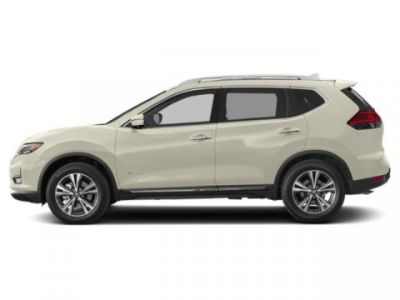 2019 Nissan Rogue SV Hybrid (Pearl White Tricoat)