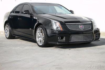 2009 Cadillac CTS V (Black Raven)