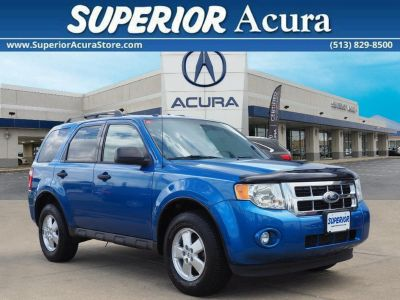 2011 Ford Escape XLT (Blue Flame Metallic)
