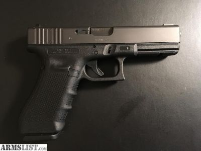 For Sale: Glock 17 Talo w/ Box & 3 Mags