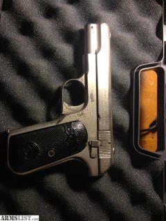 For Sale: 1903 Colt Pocket Hammerless