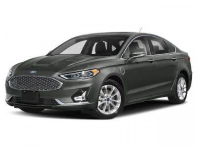 2019 Ford Fusion Energi Titanium (Agate Black)