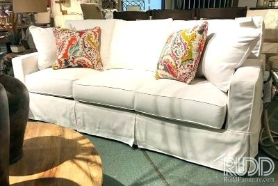 IN SEARCH OF Couch with Washable Slipcovers