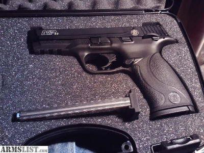 For Sale: Smith & Wesson M & P 22
