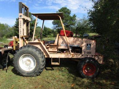 Allis Chalmers 500, 5k Cap, Gas Forklift RTR# 8083047-01