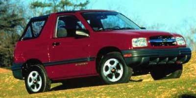 2000 Chevrolet Tracker Base (Medium Green Metallic)