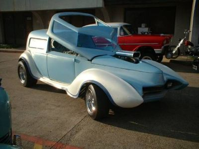 1937 Ford Coupe TV Car