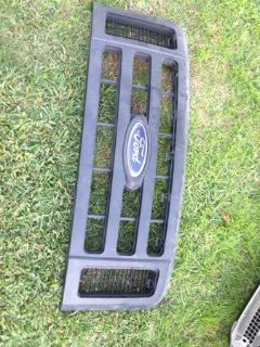 F 250, 350, 450 super duty front grill